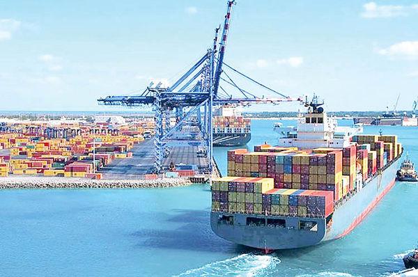 توسعه تجارت دریایی از مسیر مازندران