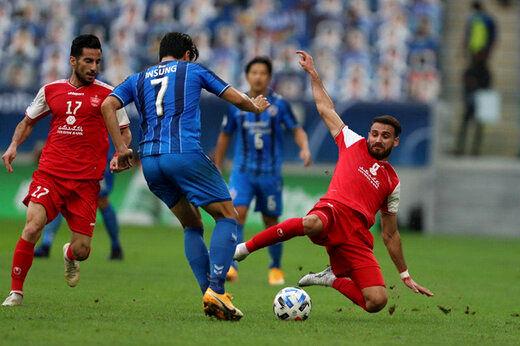 واکنش فیفا به شکست پرسپولیس در فینال آسیا