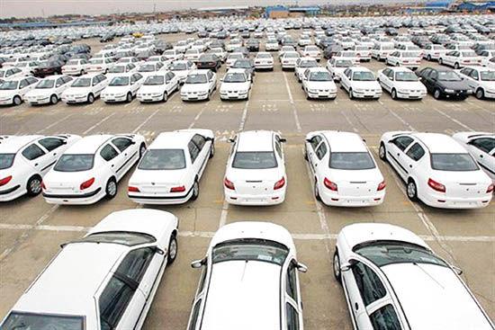 تصویر بازار خودرو در سال 97