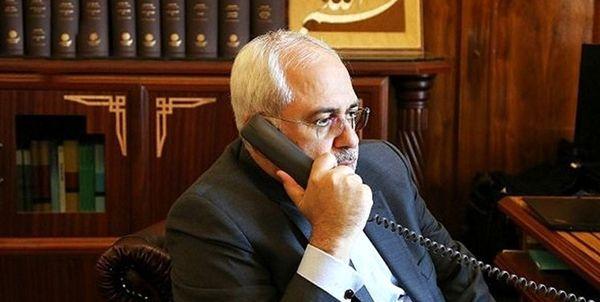 گفتوگوی تلفنی وزیرخارجه قطر با ظریف