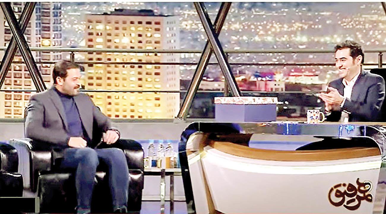 ماجرای آشنایی شهاب حسینی و پژمان بازغی در پروژه سینمایی