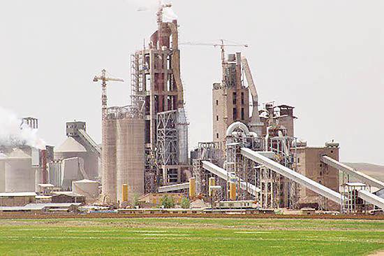 کاهش شدید تولید سیمان در دیماه