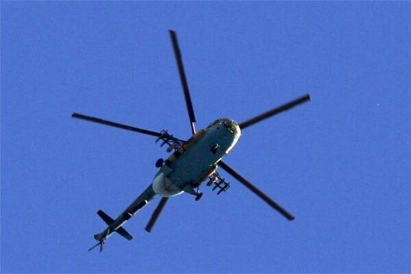 سقوط بالگرد آموزشی به کشته شدن همه سرنشینان آن منجر شد