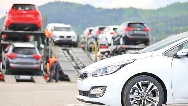 واردات خودرو مشروط میشود
