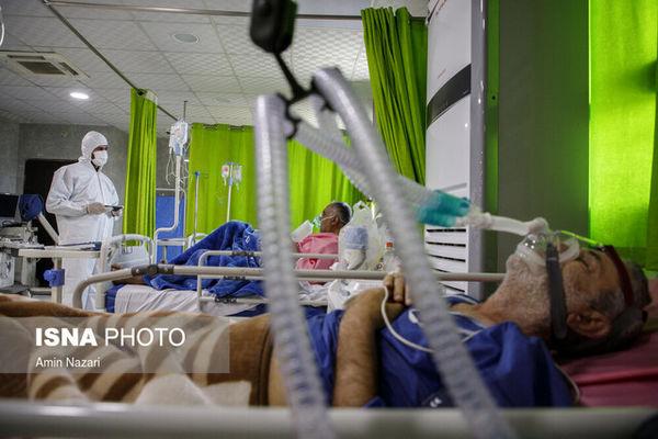 فوتیهای کرونا همچنان در اوج/شناسایی ۱۳۷۸۱ بیمار دیگر