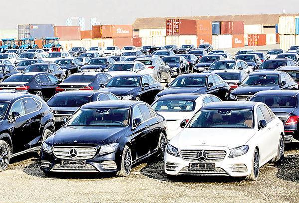 سمت و سوی واردات خودرو به کشور