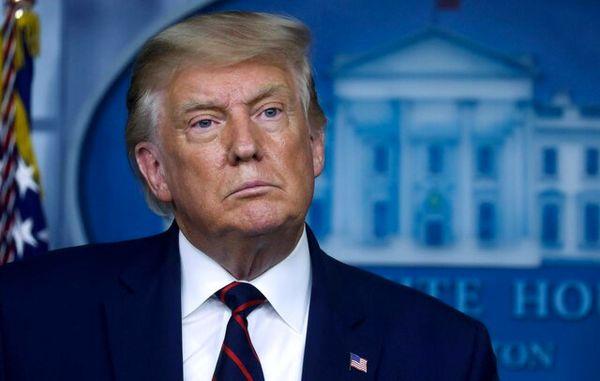 بیانیه ترامپ درباره تحریمهای جدید علیه ایران