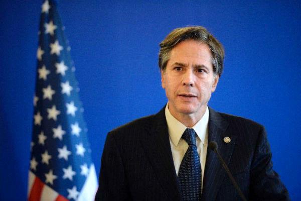 آنتونی بلینکن، وزیر خارجه آمریکا شد