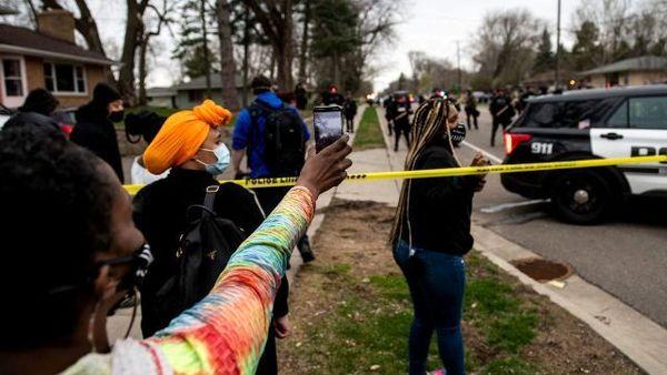 اعتراضاتی در آمریکا که خشم بایدن را برانگیخت