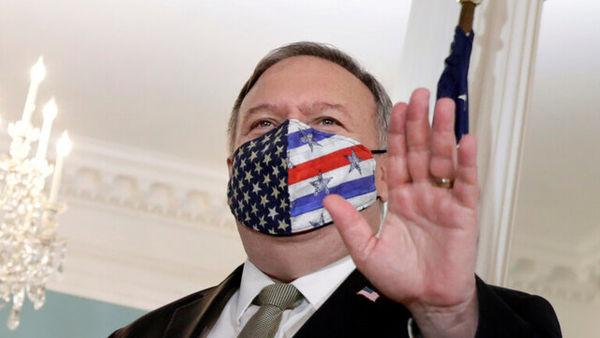 ابراز تاسف پامپئو از سقوط بالگرد نظامی و کشته شدن ۵ سرباز آمریکایی در مصر