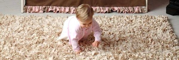 انتخاب موکت پرز بلند برای اتاق کودک
