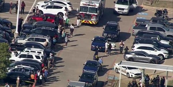 وقوع تیراندازی در تگزاس آمریکا