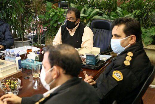 سرهنگ موسوی پور: رویکرد پلیس ایجاد حداقل محدودیتها برای مردم است