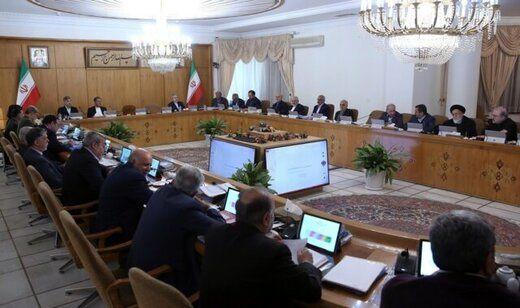 تصمیمات دولت برای اعطای وام به سه استان سیل زده