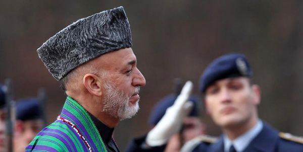 حامد کرزی: دولت اعلامی طالبان فراگیر نیست