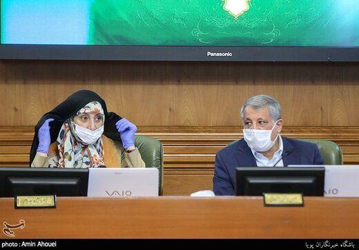 آخرین وضعیت ابتلای اعضای شورای شهر تهران به کرونا