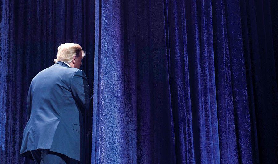 پیشبینی هوش مصنوعی از سرنوشت ترامپ