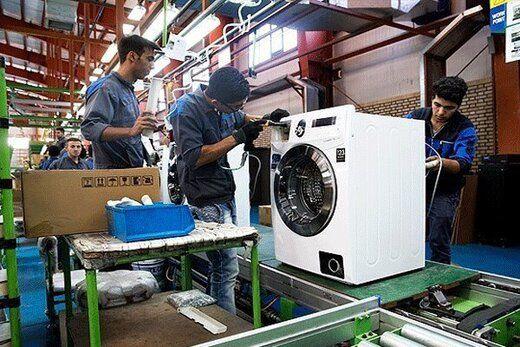 تولید ۱۲ میلیون دستگاه لوازم خانگی در دستور کار وزارت صمت