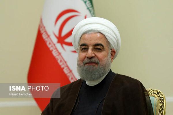 نشست «زنان ایرانی» با حضور روحانی آغاز شد