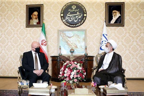 در دیدار ذوالنوری با سفیر اسلواکی در ایران چه گذشت؟