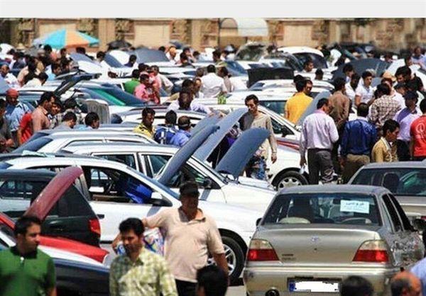 بازار خودرو به کدام سمت می رود؟