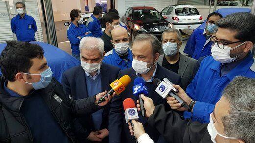 وزیر صمت: دلالان خودرو حتما متضرر میشوند