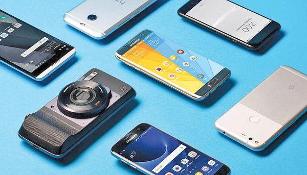 موبایلهای برتر دنیا