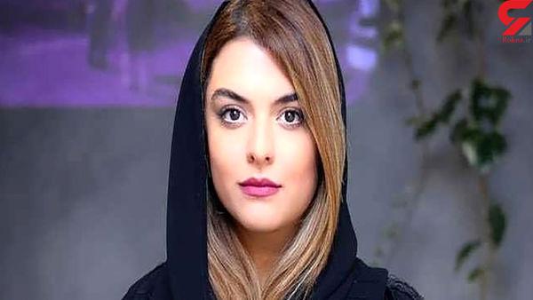 سلفی جالب بازیگر معروف با گل مژه اش!+ عکس