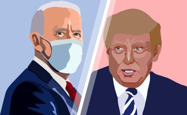 واکنش جدید ترامپ به برگشت نتایج انتخابات