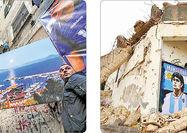 مارادونا در منتخب تصاویر گاردین