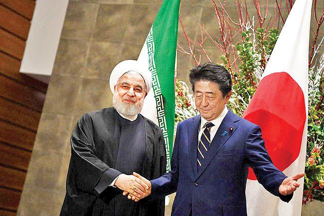 تنش تهران-واشنگتن از لنز توکیو