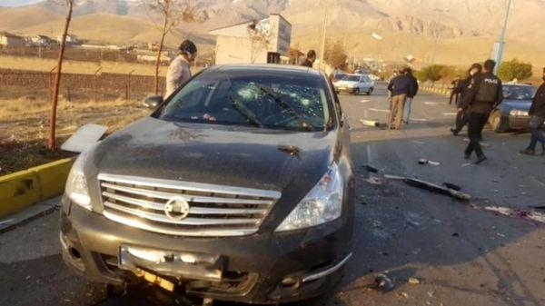 گزارش جدید یک نشریه انگلیسی از پشت پرده ترور شهید فخریزاده