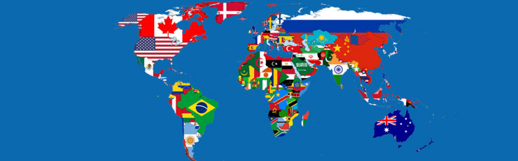 کل ثروت دنیا چگونه میان کشورهای جهان تقسیم شده؟
