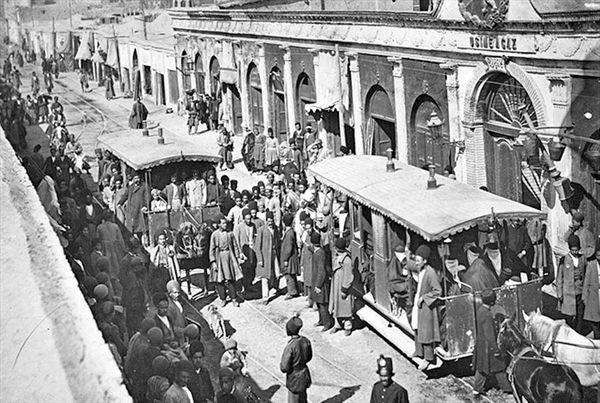 بازار در دوره قاجاریه