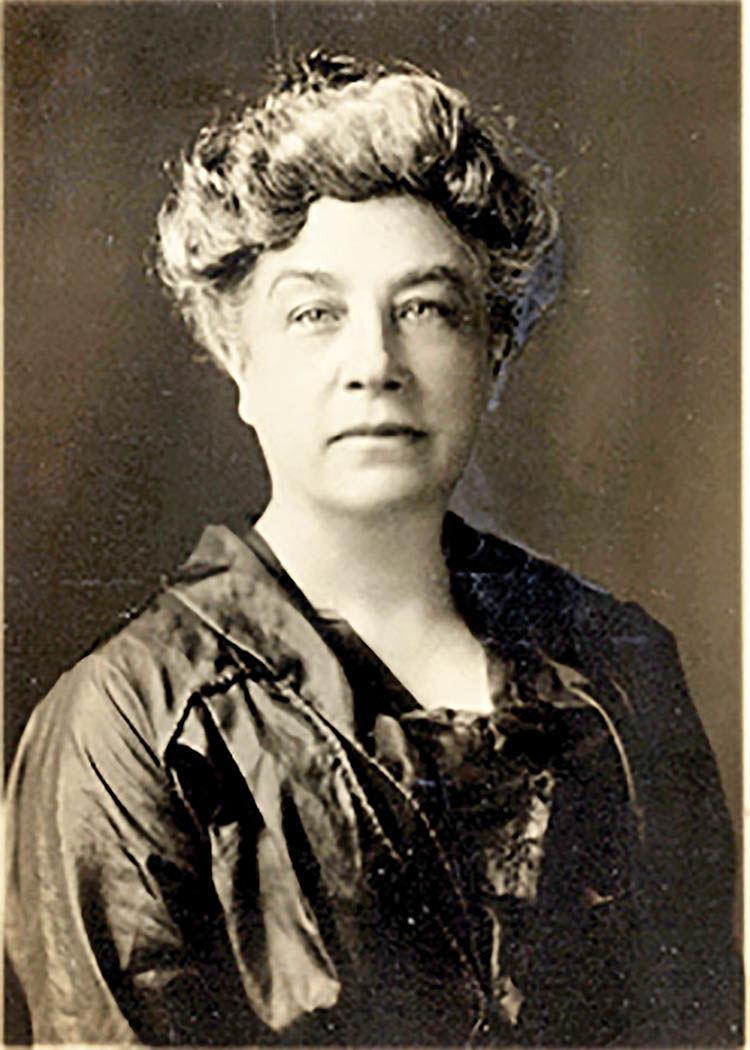 کیت ام. گوردون، مدافع حقوق زنان