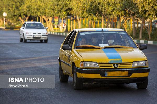 خبر جدید درباره بیمه رانندگان تاکسی