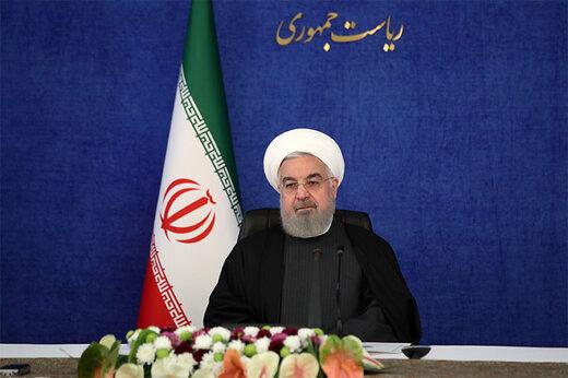 واکنش روحانی به حمله حامیان ترامپ به کنگره آمریکا