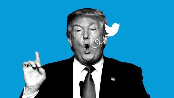 درخواست دموکراتها برای حذف حساب توئیتری ترامپ