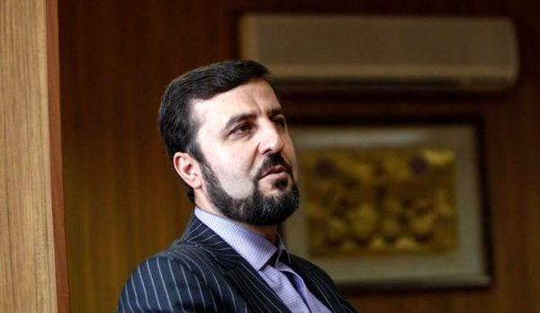 غریبآبادی: گزارش آژانس فراتر از موارد توافق شده در بیانیه مشترک است