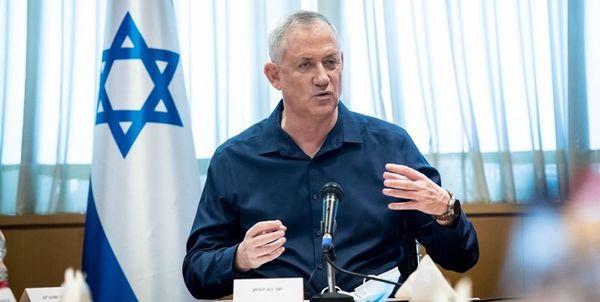 گانتز وزیر دادگستری رژیم صهیونیستی را برکنار میکند
