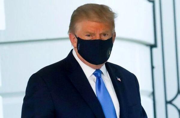 ترامپ: مبتلایان به کرونا در آمریکا باید مانند من درمان شوند