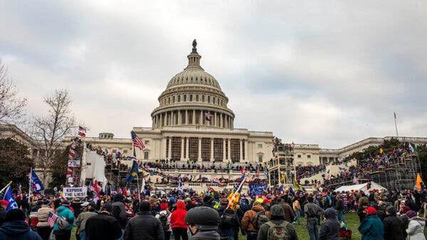 هشدار پلیس آمریکا درباره حمله مجدد به کنگره