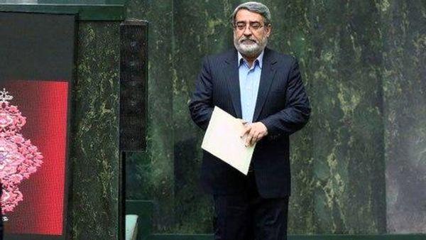 وزیر کشور افشا کرد+ عکس