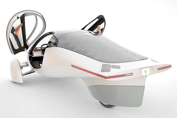 سفر به آینده با خودرو