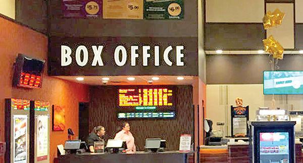 کاهش استقبال جهانی از سینماها