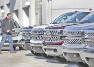 افت فروش خودرو در آمریکا