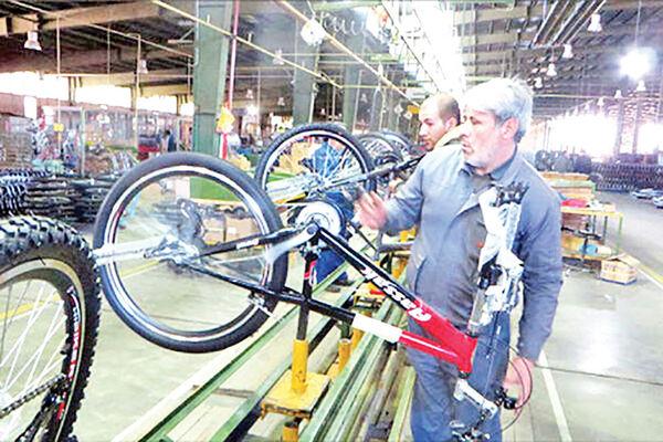 موانع تولید دوچرخه