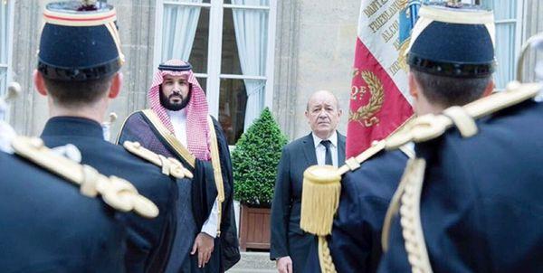 گفتگوی وزیر خارجه فرانسه و بن سلمان با محوریت برجام