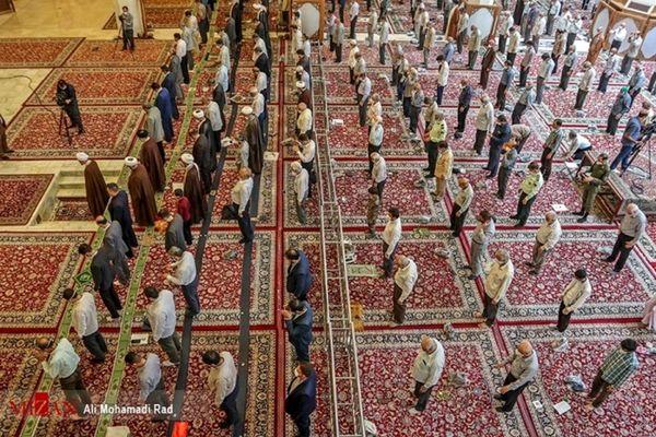 نماز عید سعید فطر در مصلی تهران اقامه نمیشود