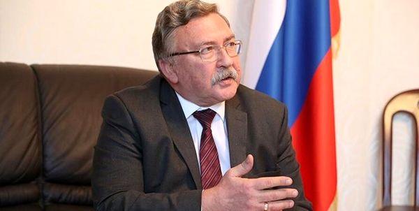اولیانوف خطاب به آمریکا| اگر تحریمی باقی نمانده، چرا به دیپلماسی روی نمیآورید؟
